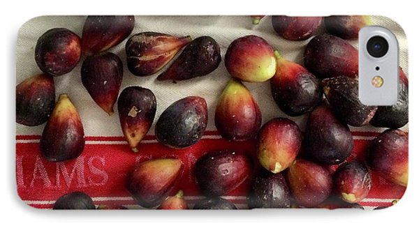 Fresh Figs IPhone Case by Kim Nelson