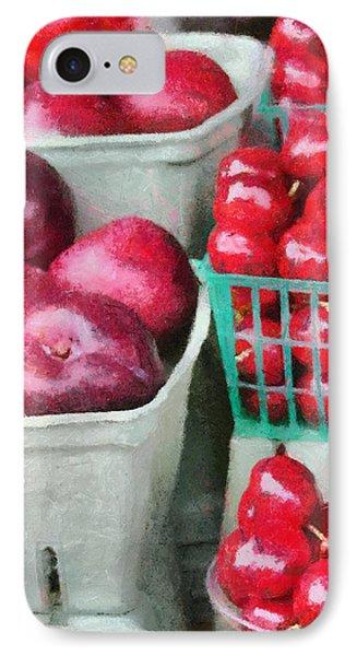Fresh Market Fruit Phone Case by Jeff Kolker