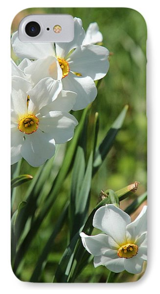 Fresh Spring Phone Case by Rosanne Jordan