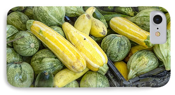 Fresh Squash At The Market IPhone Case
