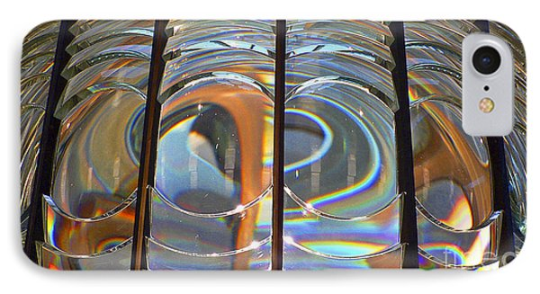 Fresnel Lens Phone Case by Larry Keahey
