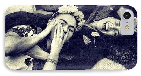 Frida Kahlo/chavela Vargas IPhone Case