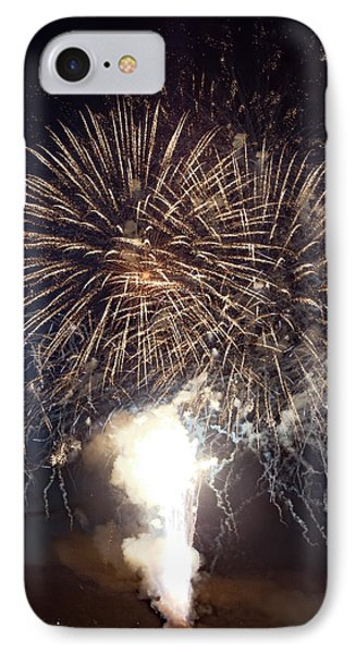 Friday Harbor July 4th Spectacular IPhone Case
