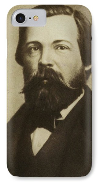 Friedrich Engels IPhone Case by German School