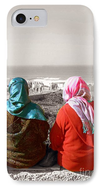 Friends, Morocco IPhone Case