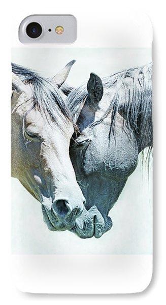 Friendship Of Horses IPhone Case