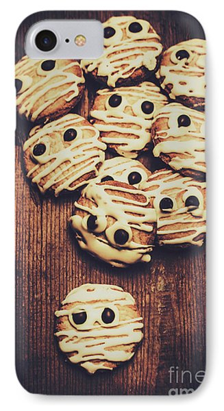 Fright Night Party Baking IPhone Case by Jorgo Photography - Wall Art Gallery