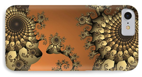 IPhone Case featuring the digital art Frog King by Karin Kuhlmann