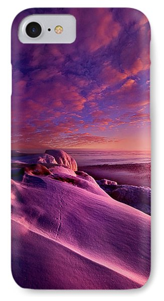 IPhone Case featuring the photograph From Inside The Heart Of Each by Phil Koch