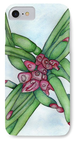 From My Garden 3 IPhone Case by Versel Reid