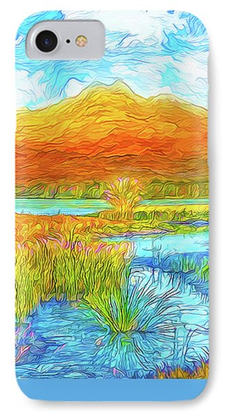 From Sky To Mountain To Stream - Boulder County Colorado IPhone Case by Joel Bruce Wallach