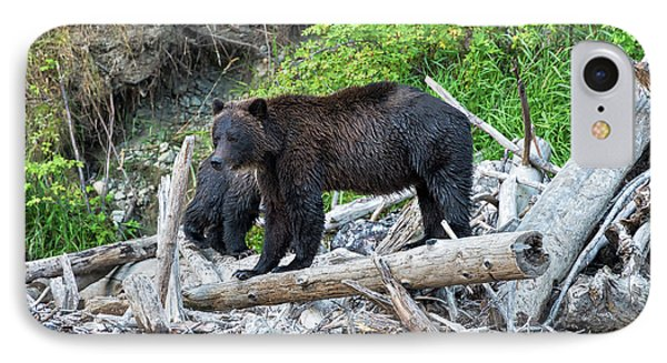 From The Great Bear Rainforest IPhone Case by Scott Warner