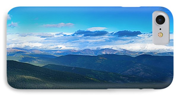 From The Heights Of Colorado IPhone Case by Angelina Vick