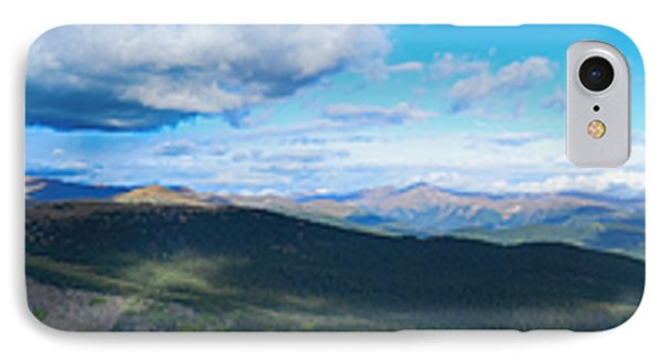 From The Heights Of Mount Evans IPhone Case by Angelina Vick