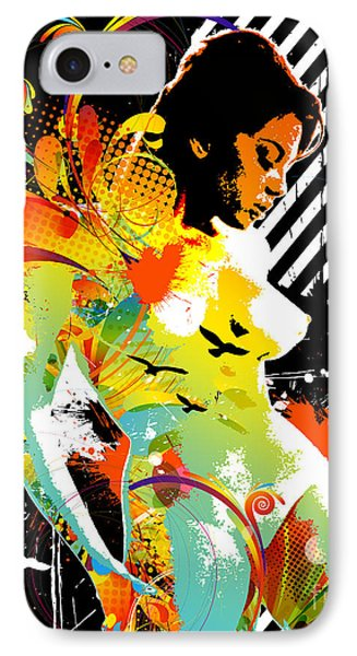 From Within Phone Case by Chris Andruskiewicz