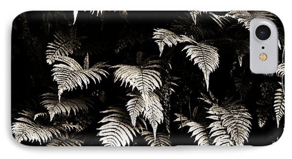 Fronds Phone Case by Marilyn Hunt
