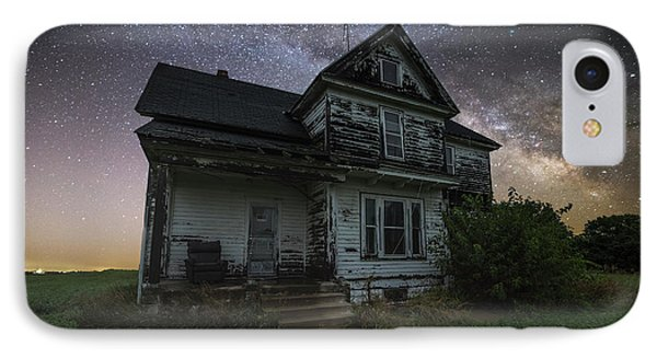 IPhone Case featuring the photograph Front Porch  by Aaron J Groen