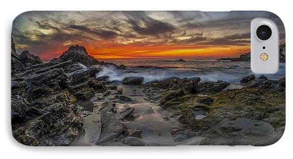 IPhone Case featuring the photograph Front Yards Of Laguna Beach by Sean Foster