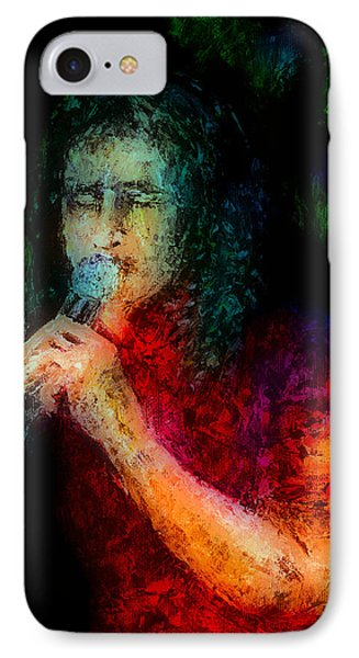 Frontman Phone Case by Arline Wagner