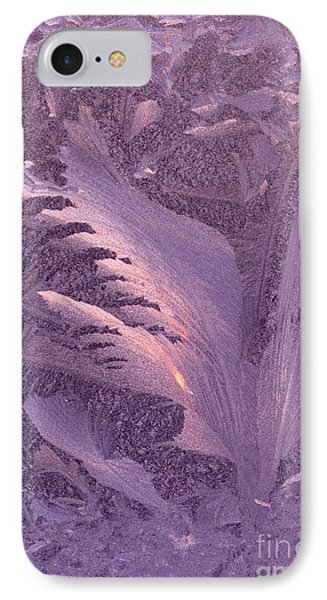 Frost Frosty Window IPhone Case