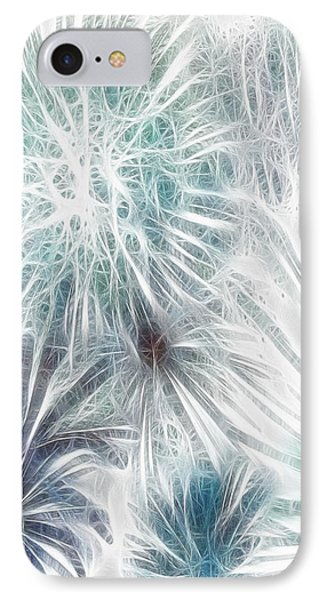 Frosted Abstract IPhone Case by Methune Hively