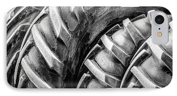 Frosted Tires IPhone Case