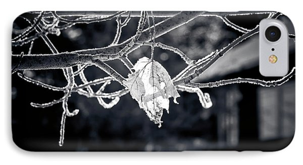Frosty Morn  IPhone Case