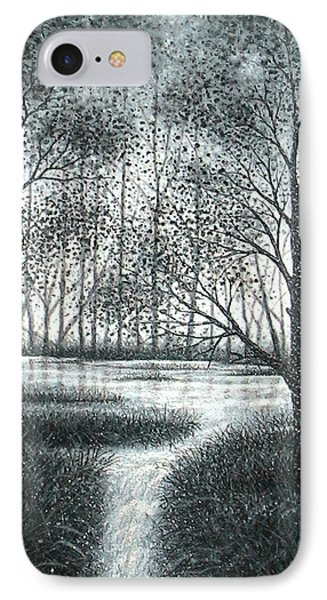 Frosty Morning IPhone Case by Cristophers Dream Artistry