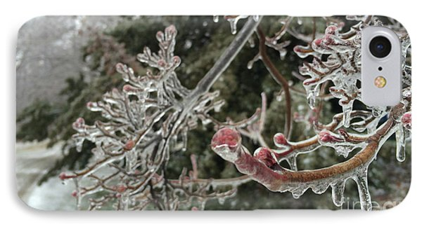 Frozen Buds IPhone Case
