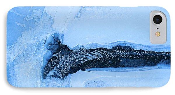Frozen Estuary IPhone Case