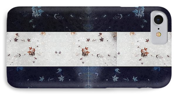 Frozen In Time IPhone Case by Elizabeth Celio