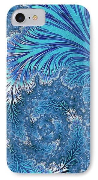 Frozen IPhone Case by John Edwards