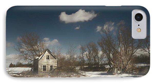 Frozen Stillness IPhone Case by Scott Norris