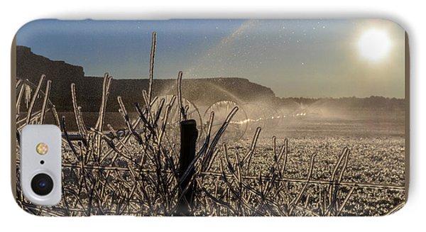 Frozen Sunrise IPhone Case