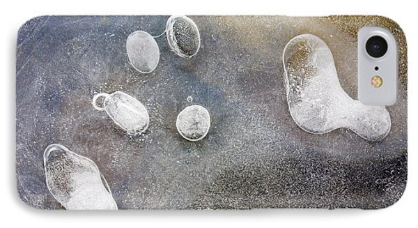 Frozen Symbiosis Phone Case by Mike  Dawson
