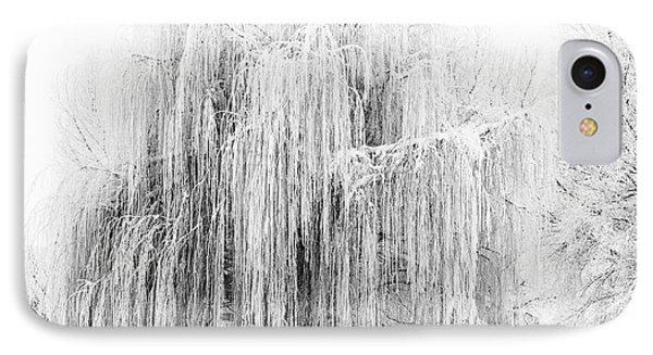 Frozen Willow IPhone Case
