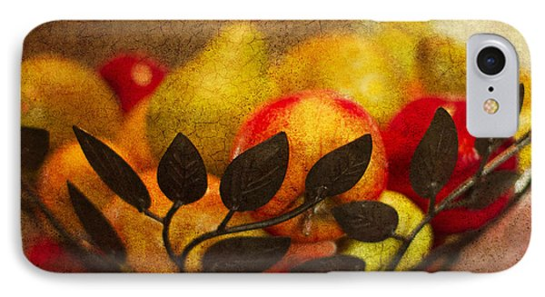Fruit Al Fresco IPhone Case by Rebecca Cozart