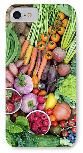 Fruit And Veg IPhone 7 Case