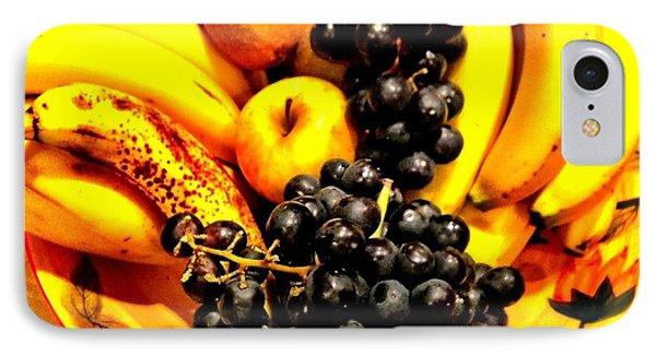 Fruit Basket IPhone Case by Carlos Avila