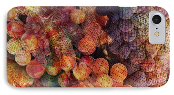 Fruit Of The Vine Phone Case by Barbara Berney