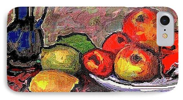 Fruit Phone Case by Pemaro
