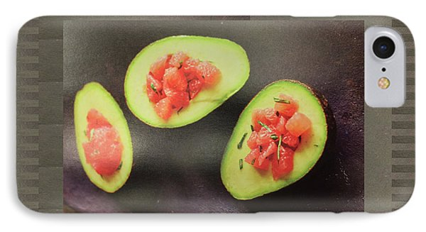 IPhone Case featuring the photograph Fruit Salad Chef Cuisine Kitchen Christmas Holidays Festivals Birthday Dad Mom  by Navin Joshi