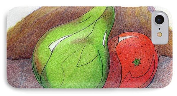 Fruit Still 34 Phone Case by Loretta Nash