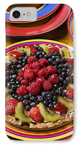 Fruit Tart Pie IPhone 7 Case