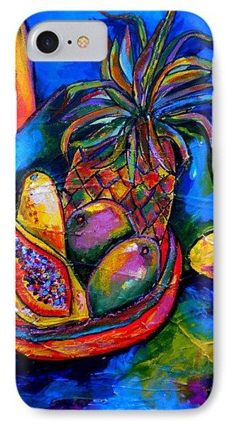 Fruitful IPhone Case by Patti Schermerhorn