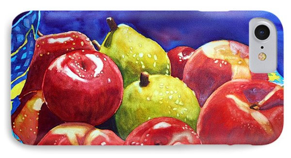 Fruitfully Yours Phone Case by Gerald Carpenter
