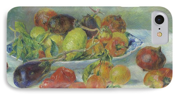 Fruits Of The Midi IPhone Case by Pierre Auguste Renoir