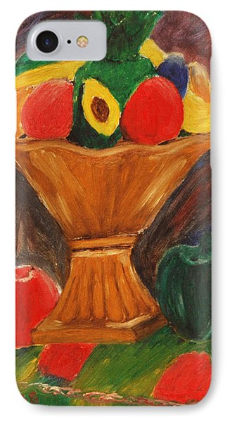 Fruits Still Life IPhone Case by Jose Rojas