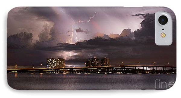 Ft Myers Nights IPhone Case