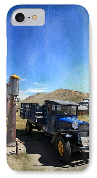 Fuelin' Up IPhone 7 Case by Laurie Search